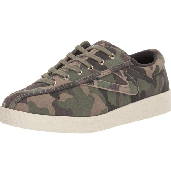 Tretorn Shoes | Tretorn Camo Sneaker